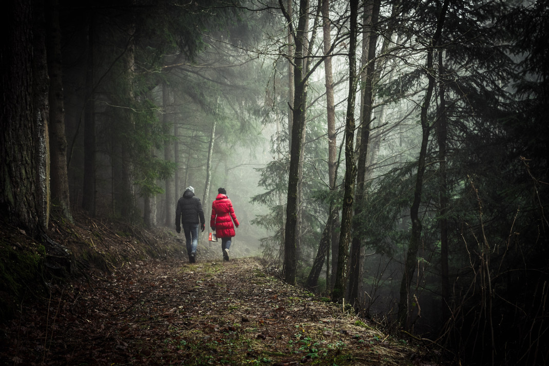 To περπάτημα στη φύση είναι ευεργετικό για το μυαλό