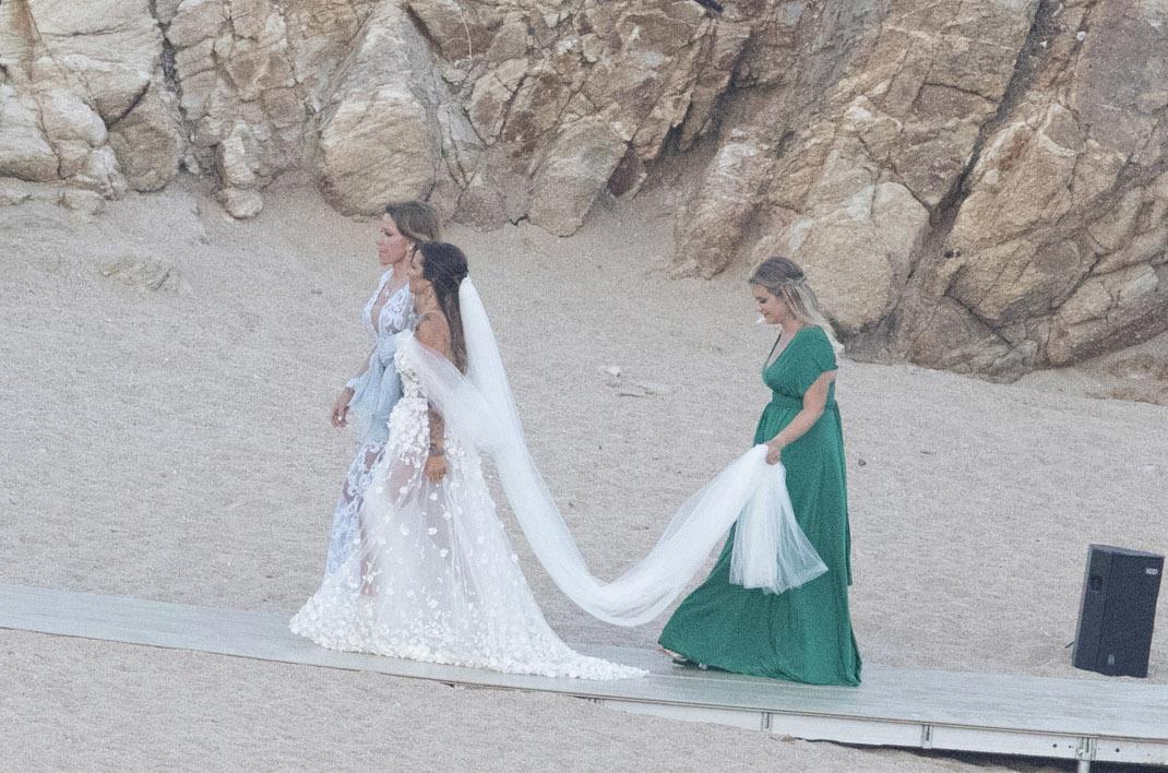 Γάμος Εριέττας Κούρκουλου Λάτση & Βύρωνα Βασιλειάδη