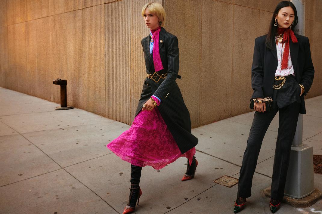 Παλτό, φόρεμα και κοστούμι Zara