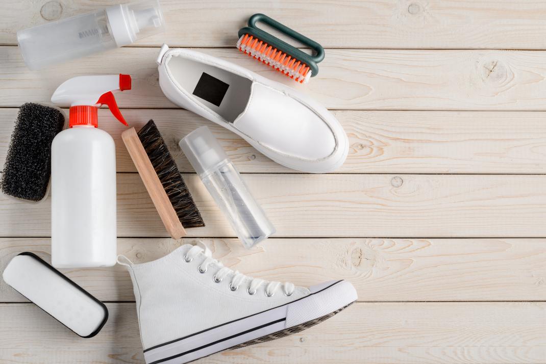 Καθαρισμός παπουτσιών