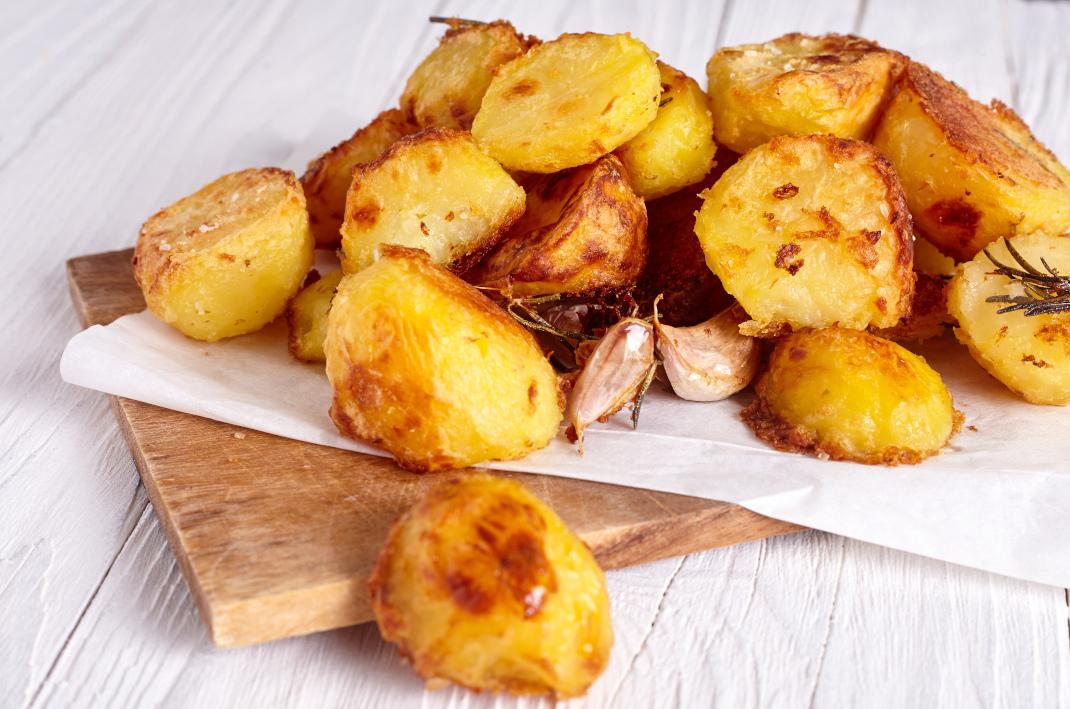 Ψητές πατάτες