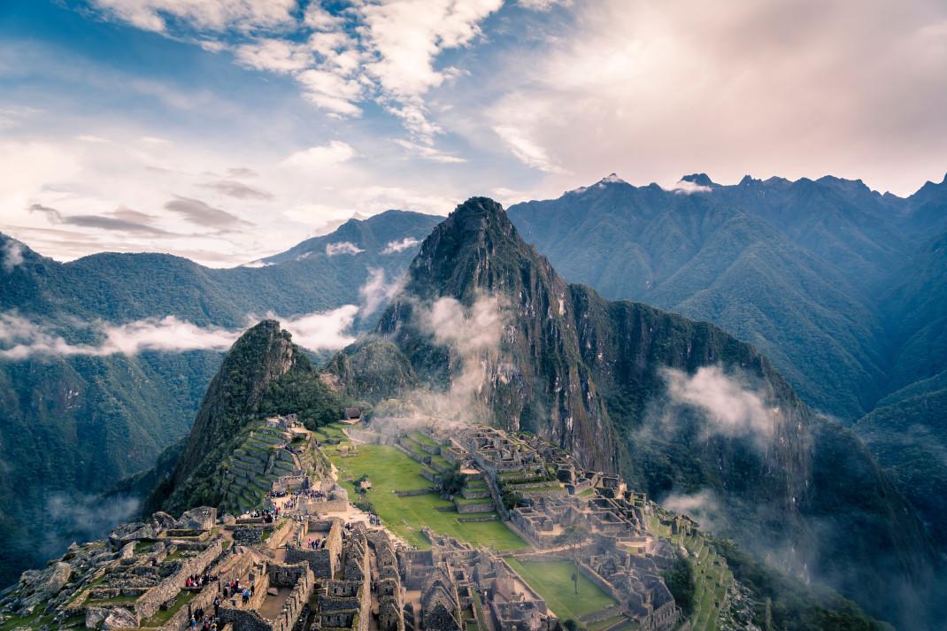 Το Μάτσου Πίτσου στο Περού