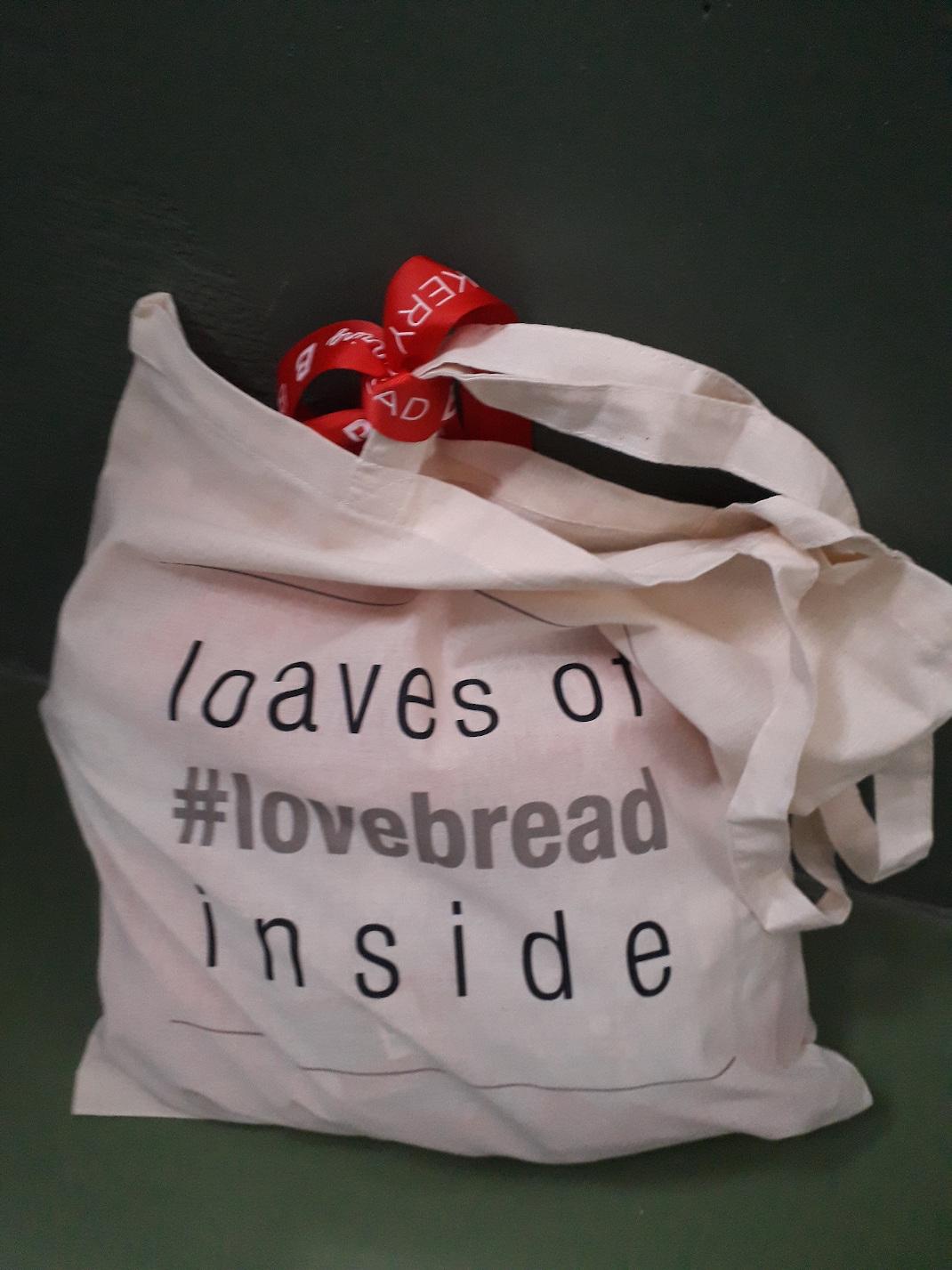 Το Χ-mas bread  της Betty's Bakery