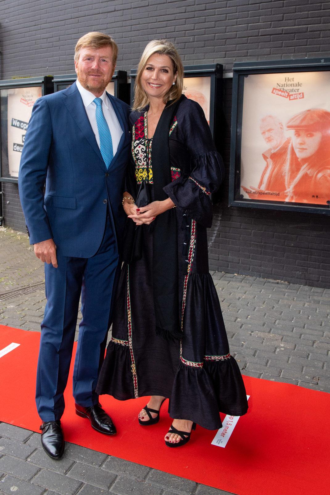 Βασιλιάς και βασίλισσα της Ολλανδίας