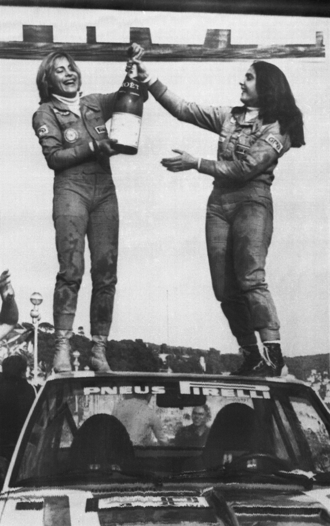 To 1978 στο Tour de France Auto Rally