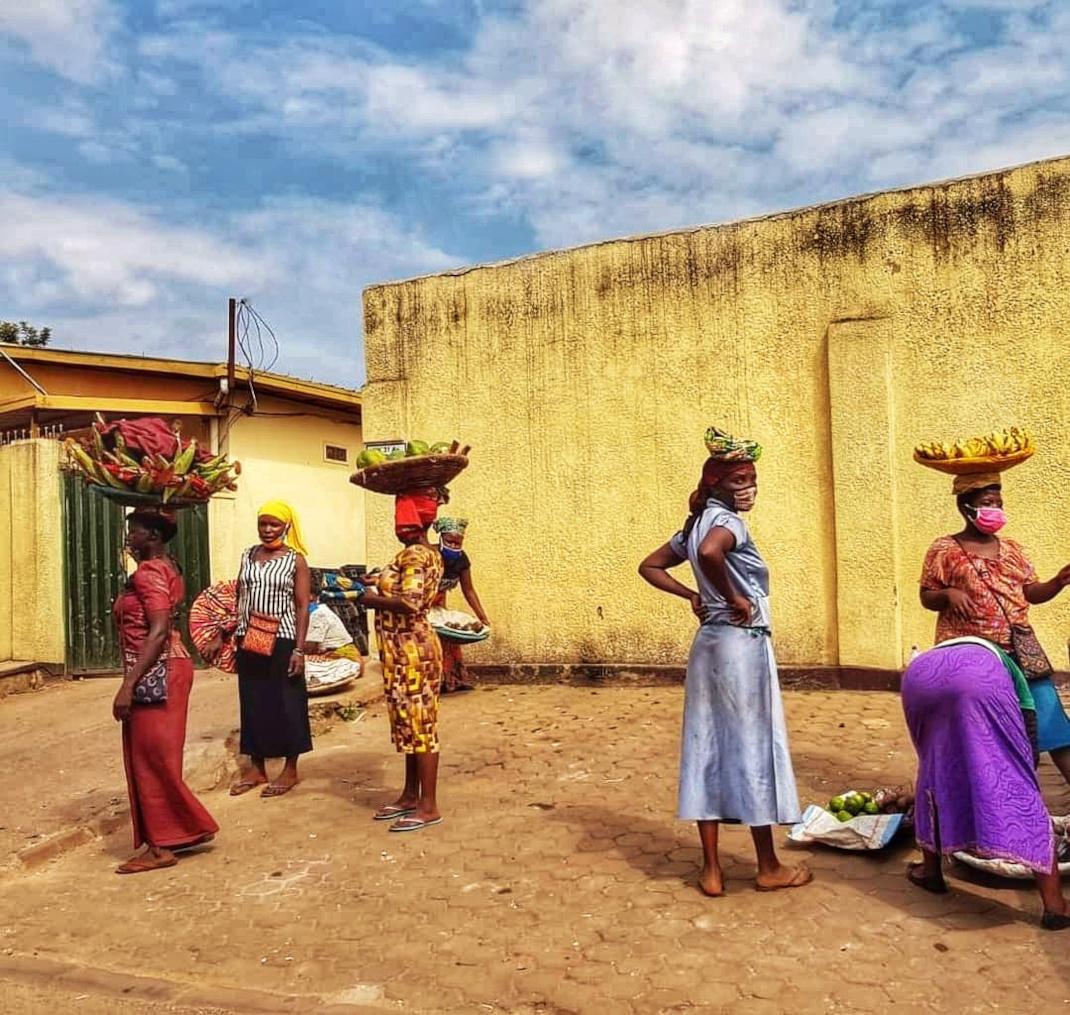 Οι γυναίκες στη Ρουάντα