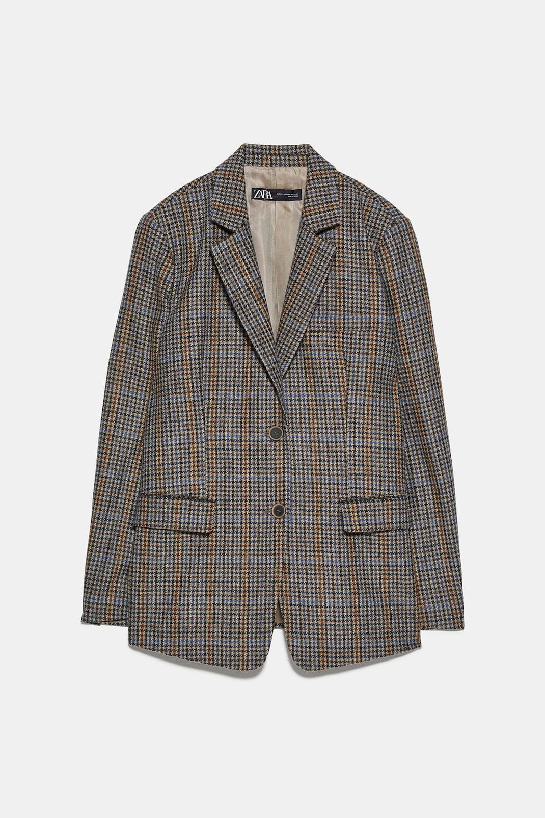 Το σακάκι από τα Zara