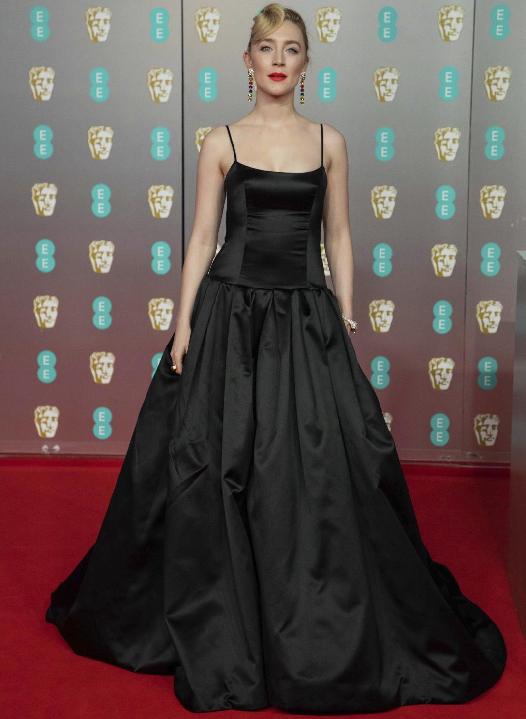 Η Saoirse Ronan με Gucci
