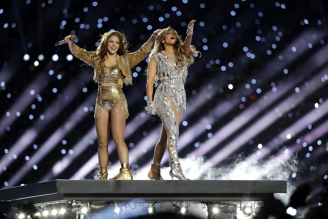 Σακίρα και J. Lo