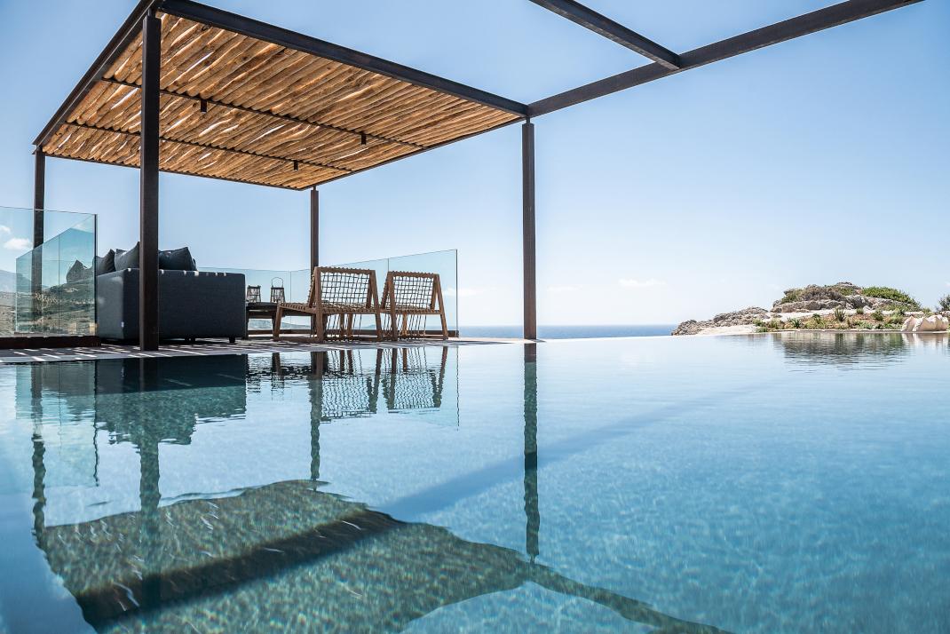 Η εντυπωσιακή κατοικία στην Κρήτη