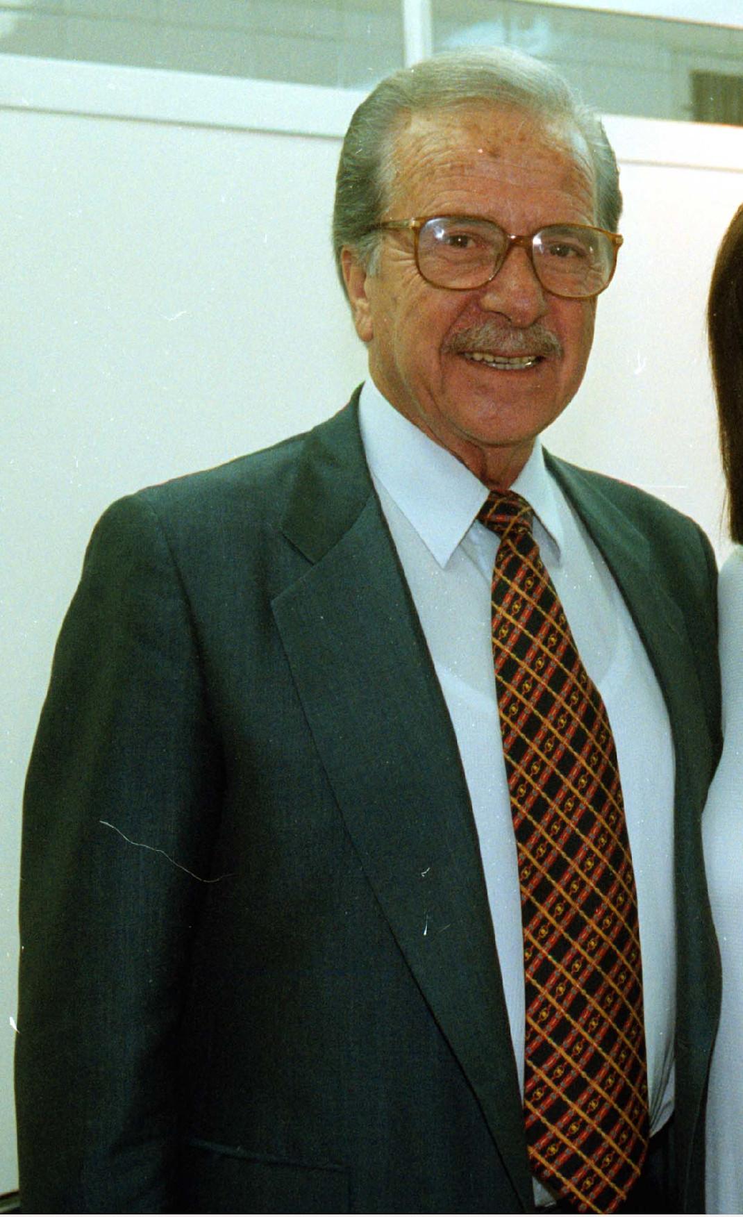 Ο Άλκης Στέας το 1996