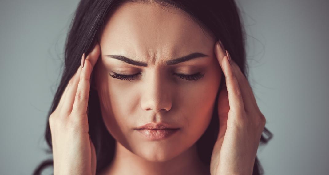 Γυναίκα με έντονο στρες/Photo:Shutterstock