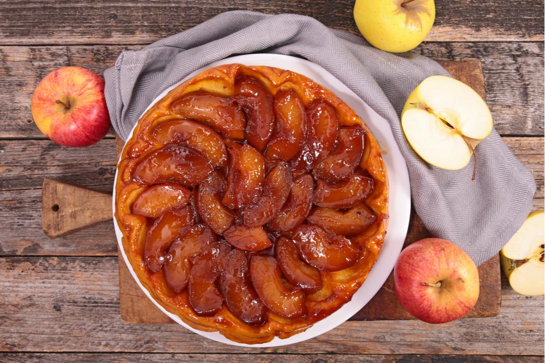 Ταρτ Τατέν: Η ανάποδη τάρτα μήλου και το εσπιονάζ ενός εστιάτορα για να κλέψει τη συνταγή της, φωτογραφία-2