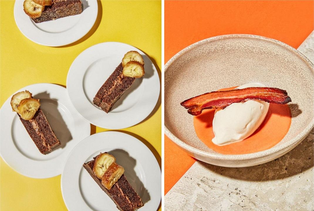 ΠΙάτα με Γλυκά και μπέικον