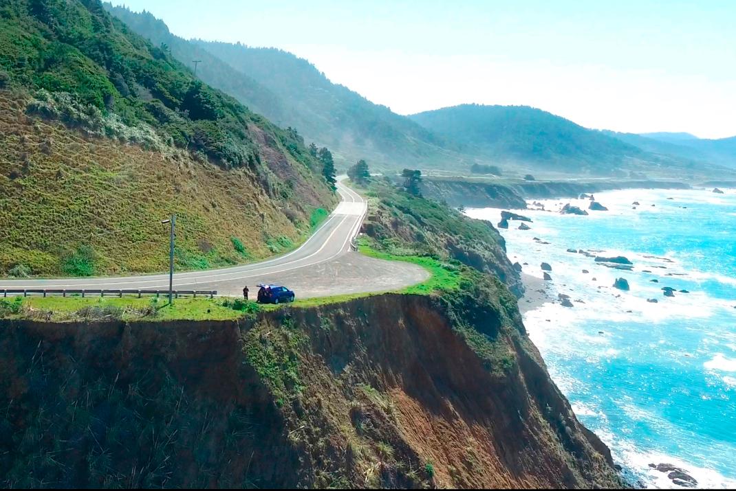 Το σημείο της τραγωδίας στην Καλιφόρνια