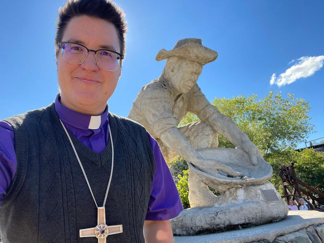 Bishop Megan Rohrer