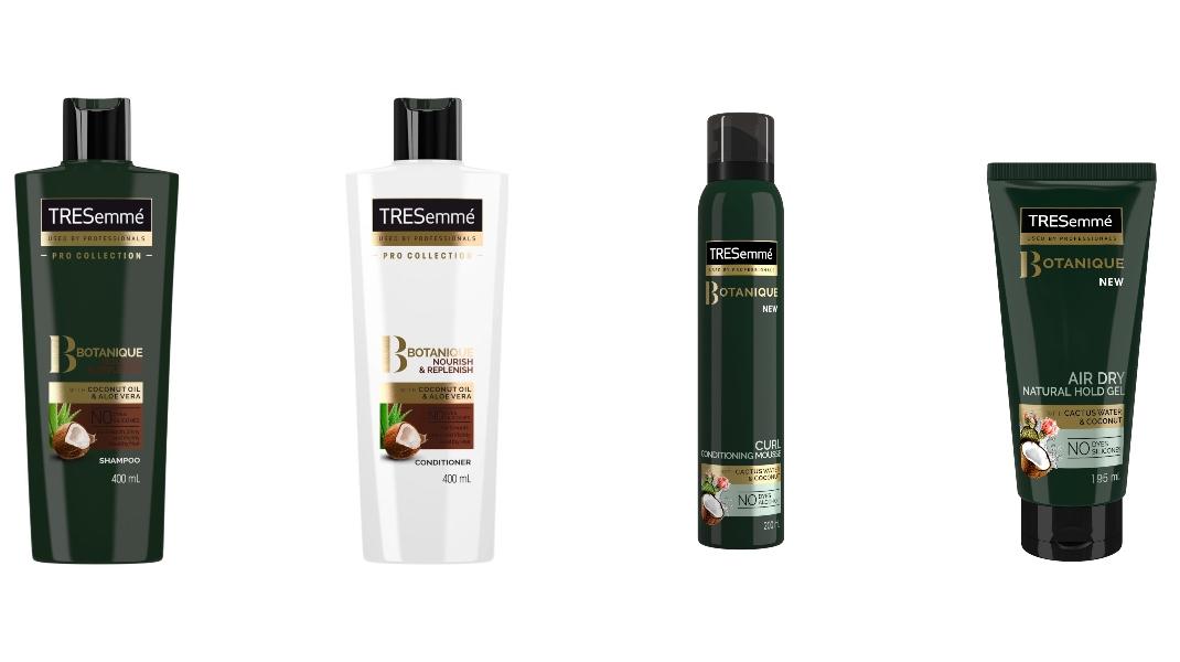 Σειρά BotaniqueNourishing με Καρύδα και Αλόη για ξηρά μαλλιά