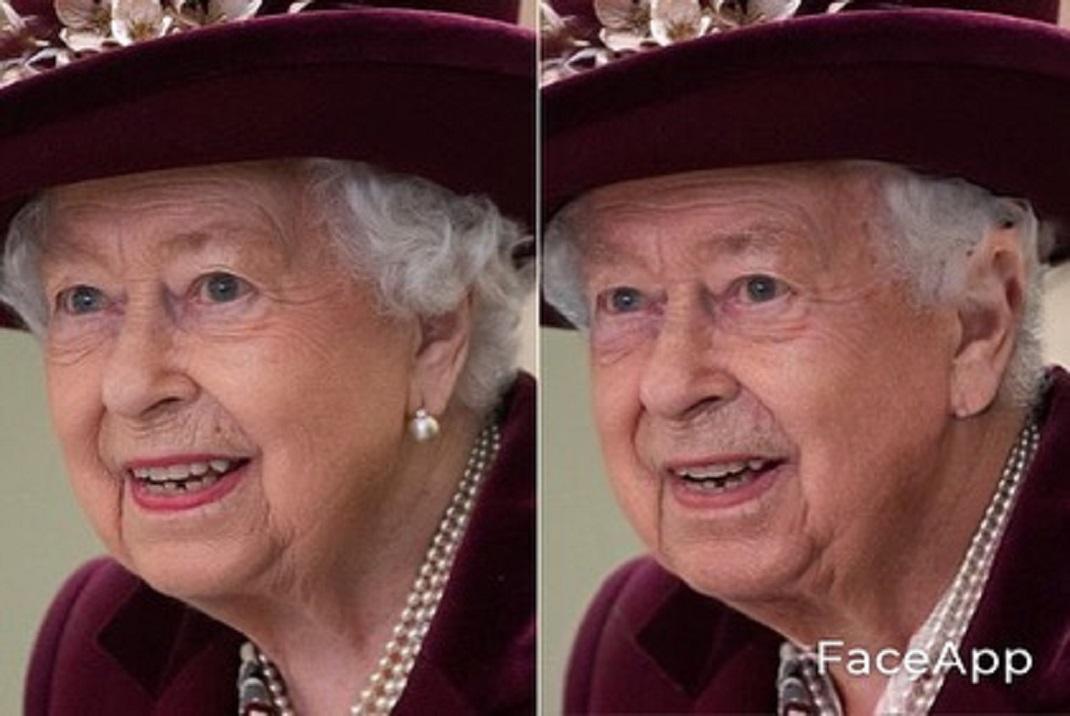η βασίλισσα Ελισάβετ άνδρας