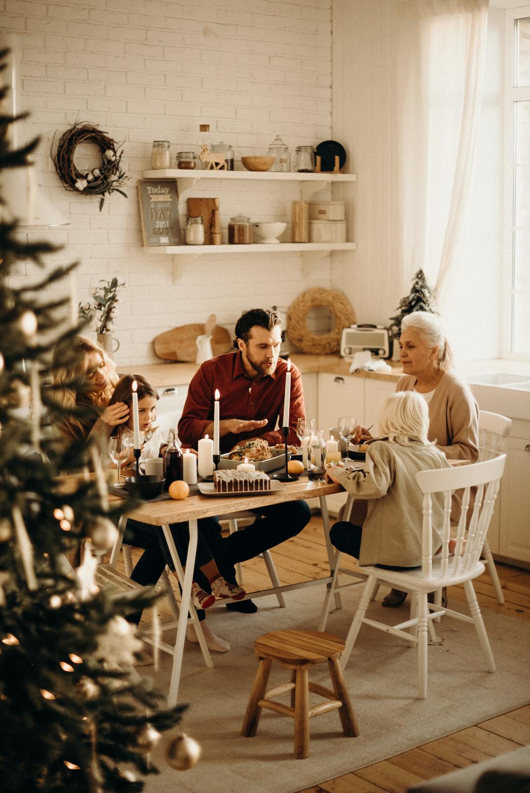 Λόγοι για τους οποίους τσακωνόμαστε τα Χριστούγεννα