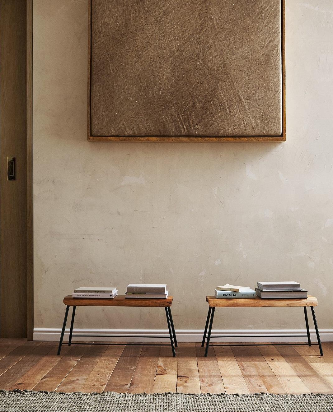 παγκάκι εσωτερικού χώρου Zara Home
