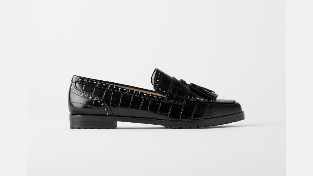 loafers Zara