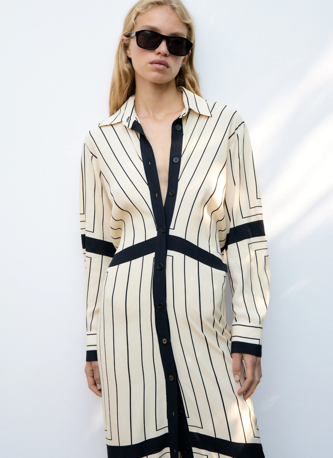 shirt dress Zara