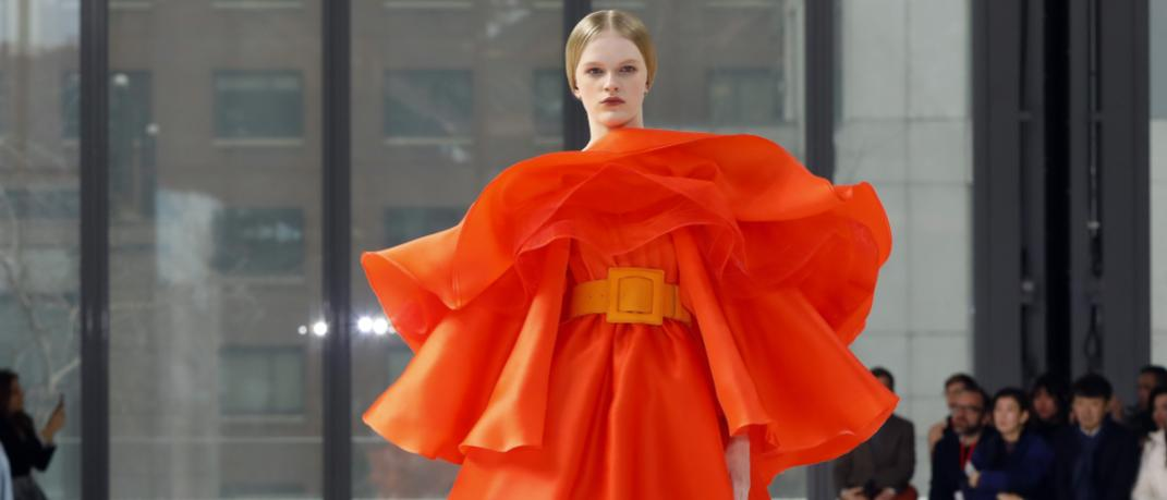 Carolina Herrera Fall 2020-2021 Show
