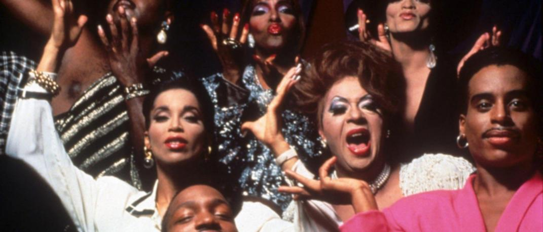 Paris is burning cast voguing