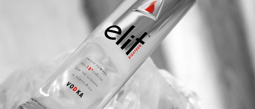 Η ultra-premium Vodka elit