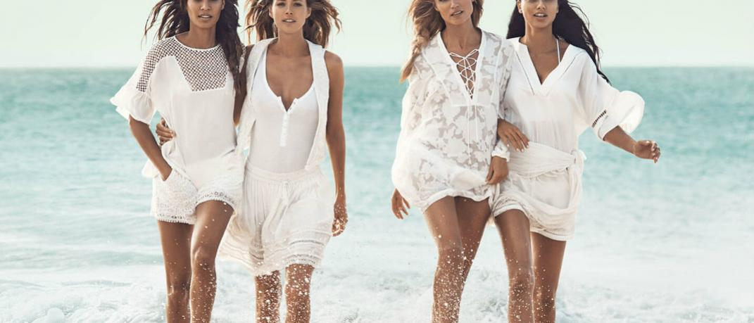 H&M Summer 2015 Swimsuit Campaign