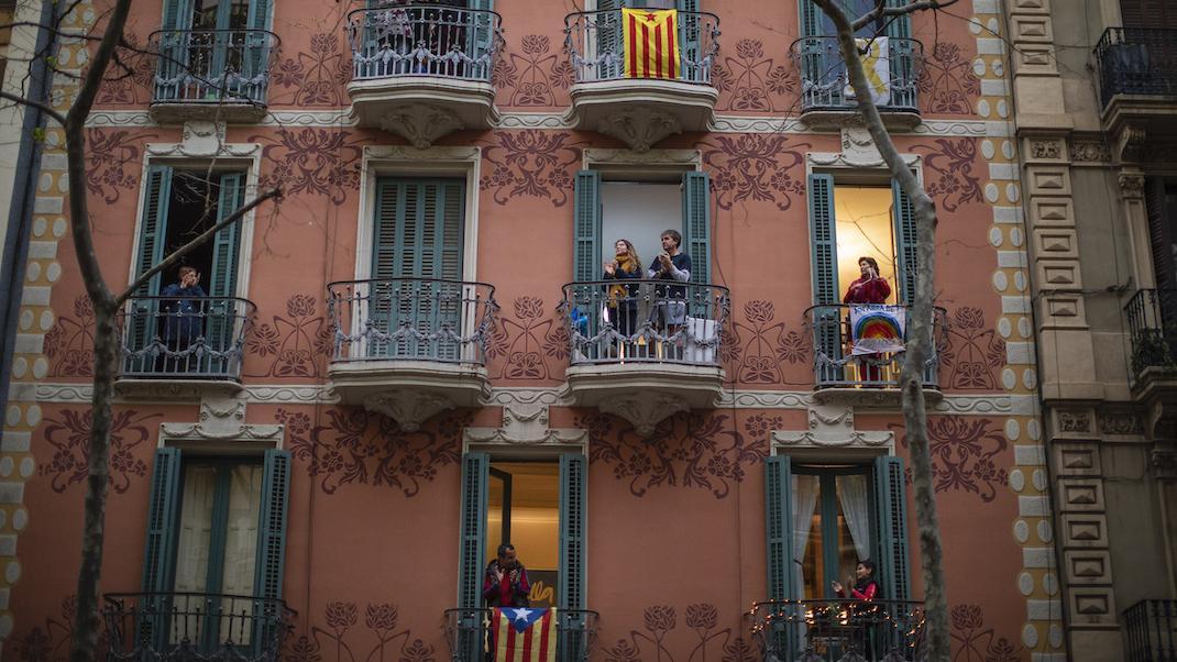 Ημερολόγια καραντίνας: 10 άνθρωποι σε Λονδίνο, Βαρκελώνη, Ρώμη και ...