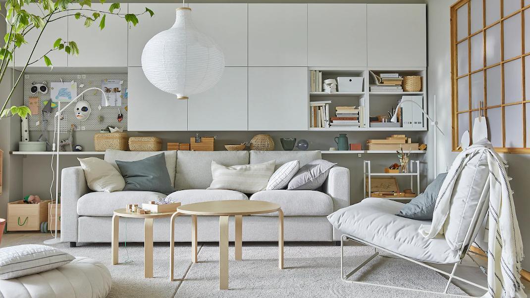 Έξυπνη αγορά: Το έπιπλο πολλαπλών χρήσεων της IKEA που κάνει