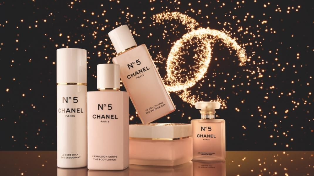 Chanel No5 Holiday