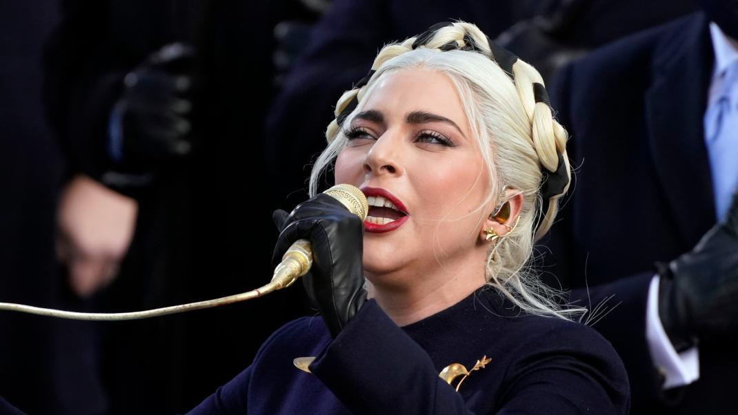 Η Lady Gaga