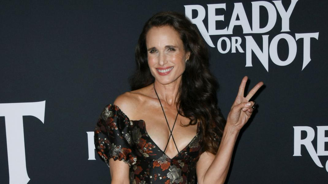 Andie MacDowell, Φωτογραφία: Getty Images / Ideal Image
