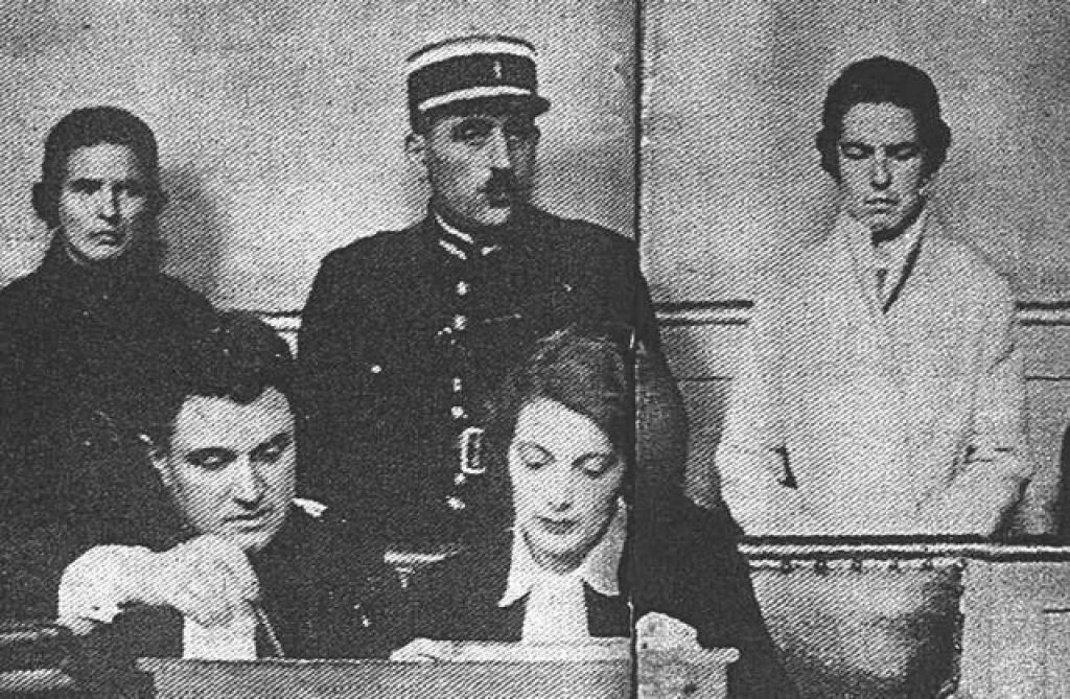 Στη δίκη -Φωτογραφία Wikipedia