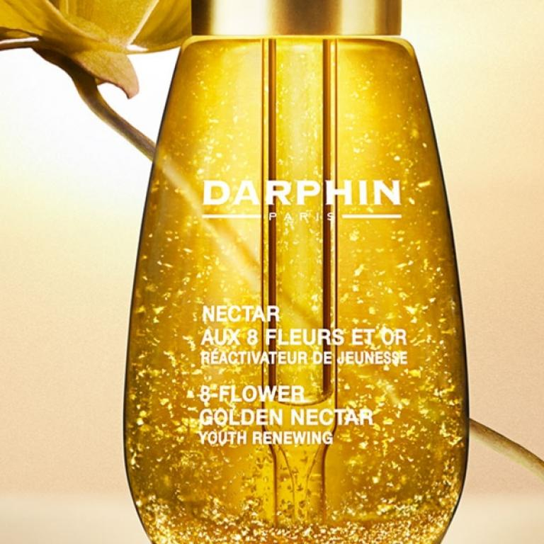 8-Flower Golden Nectar από την Darphin